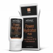 Menaji Power Hydrator PLUS Broad Spectrum Sunscreen SPF30 + Tinted Moi...