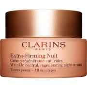 Clarins Extra-Firming Nuit for All Skin Types, All Skin Types 50 ml Cl...