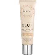 Lumene Blur 16H Longwear Foundation SPF 15, 3 Fresh Apricot Lumene Fou...