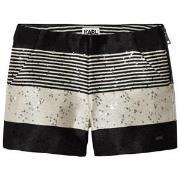 Karl Lagerfeld Kids Multi Tweed and Sequin Zip Shorts 8 years