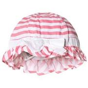 Mayoral Pink Stripe Hat 46 (3-6 months)