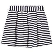 Mayoral Navy Stripe Skirt 8 years