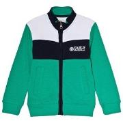 Franklin & Marshall Green Colorblock Sweater 3-4 years