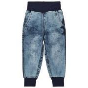Nova Star Buckle Pants Medium Blue 86 cm (1-1,5 år)