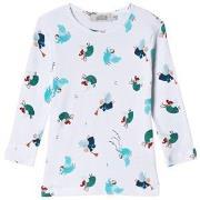 Anïve For The Minors Angel Print Long Sleeved T-Shirt 2 år
