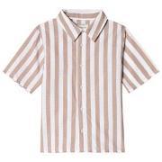 Unauthorized Isaak Shirt Almondine 8år/128cm