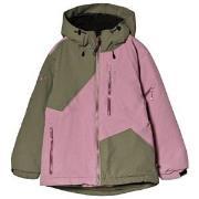 Isbjörn Of Sweden Jib Ski Jacket Dusty Pink 134/140 cm