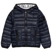 Diadora Navy Thermally Insulated Light Down Jacket XXS (4 years)