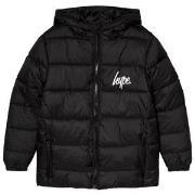 Hype Puffa Jacket Black XS (5-6 years)