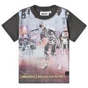 Molo Road T-Shirt Robot Band 92 cm (1,5-2 år)