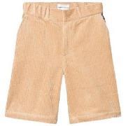 Unauthorized Lenarth Shorts Sesame Brown 6år/116cm