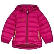 Bergans Pink Down Kids Puffer Jacket 86 cm (1-1,5 år)