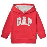 GAP Red Wagon Logo Active Hoodie 3 år