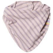 Joha Stripe Dry Bib Pink One Size