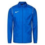 Nike Regnjakke Repel Park 20 - Blå/Hvit Barn